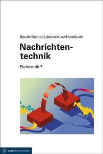 Titelseite Fachbuch Nachrichtentechnik