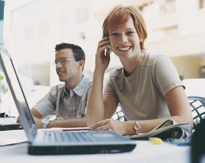 Flexibles Arbeiten sorgt für mehr Zufriedenheit am Arbeitsplatz.