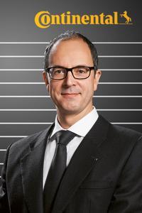 Daniel Gainza, Leiter Marketing Lkw-Reifen EMEA