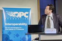 OPC SPS Germany 2017 Press Conference