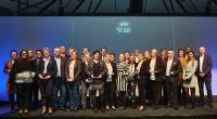 Die besten Ausbildungsbetriebe des Jahres 2019 wurden jetzt in Berlin geehrt (Bild: Ahrens + Steinbach Projekte)