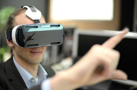 Virtual Reality im Arbeitsalltag