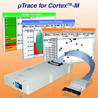 µTrace - The New All-in-One Solution for Cortex(TM)-M Family