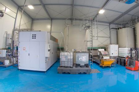 Mit der Verantwortung für das Gesamtprojekt hat MKR Metzger Kompetenz im Großverdam-pfer-Anlagengeschäft bewiesen.