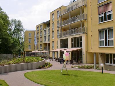 Das Vitanas Senioren Centrum Sonnenberg, Wiesbaden