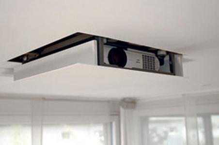 ceiling mount projector lift