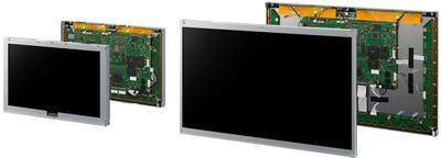Sony's NEW TopEmission OLED Displays