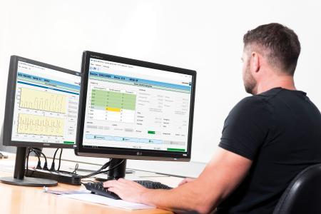 SIEB & MEYER hat seine zentrale PC-Software drivemaster2 um ein neues Spindel-Service-Tool erweitert, mit dem sich Einlaufzyklen von Spindeln parametrieren lassen