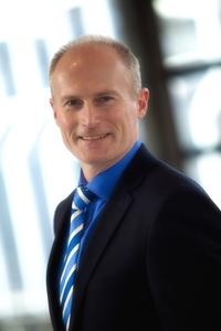 Holger Hinzmann, Managing Director Executive VP von SECUDE
