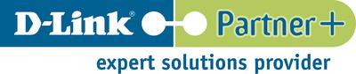 Logo D-Link Partner+ Expert Solutions Provider