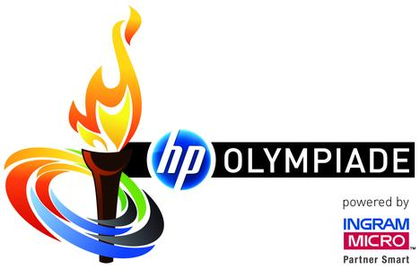 Ingram Micro HP Olympiade Logo