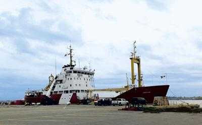 Canadian Coast Guard equips icebreaker with G&D KVM