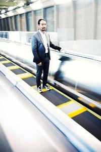 ThyssenKrupp präsentiert ACCEL, ein wegweisendes, effizientes Personentransportsystem für Städte und Flughäfen auf der inter airport Europa 2015 in München vom 6. bis 9. Oktober