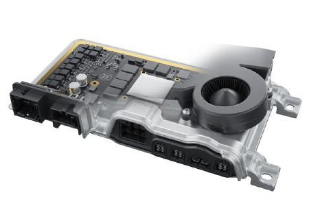 Mit der neuen ZF ProAI präsentiert ZF den flexibelsten, skalierbarsten und leistungsfähigsten Supercomputer der Automobilindustrie. Er ist KI-fähig und für alle Stufen des automatisierten Fahrens von Level 2 bis 5 geeignet