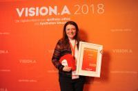 Silbermedaille für Vitatel beim VISION.A Award 2018