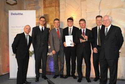 Vogel Business Media erhält AXIA Award