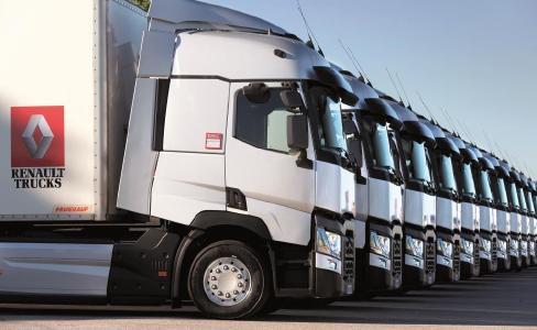 Sofort verfügbare Gebraucht-Lkw in der Version Renault Trucks T Sleeper Cab