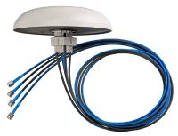 HUBER+SUHNER Omni-S MIMO 4x4 antenna