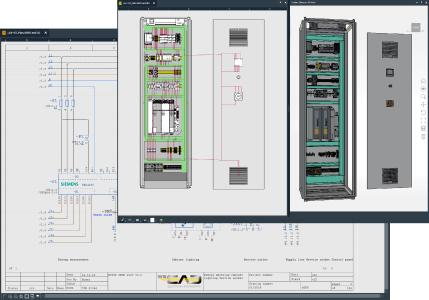 Der neue Editor der WSCAD SUITE X Plus ist 100%-ig kompatibel zu DXF- und DWG-Daten