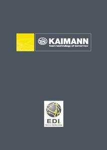 Informationsbroschüre EDI im Taschenformat
