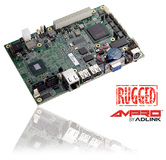ADLINK Introduces Rugged EPIC SBC with Dual-Core Intel® Atom(TM)  Processor and H.264 Hardware Video Decoder