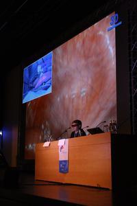 Sensationelle 3D-Live-Übertragung beim Deutschen Chirurgenkongress / Foto ©LUX AV