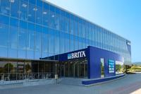 Bild BRITA: Hauptsitz Eingang
