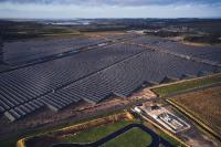 Solarpark Hanstholmvej der LHI Gruppe in Dänemark