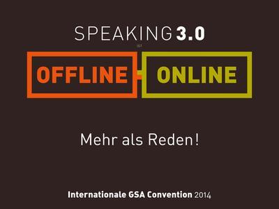 Internationale GSA Convention 2014