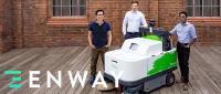 Berliner Start-up Enway kündigt erfolgreiche Seed- Finanzierung an und entwickelt Software-Plattform für autonome Spezialfahrzeuge wie Kehrmaschinen