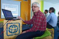 Volker Speckmann implementierte mit zwei profilsys-Kollegen bei gigant über einen Zeitraum von rund neun Monaten verschiedene Module der profiLag®-Software