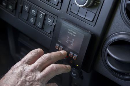 Das Optitrack System arbeitet aus dem Stand, je nach Antriebsstrang, bis zu einer Geschwindigkeit von maximal 31 km/h