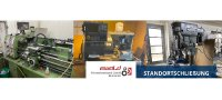Gebrauchte Maschinen für metallverarbeitende Unternehmen