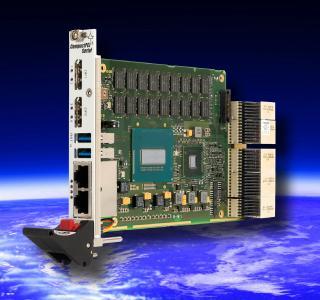 Space CompactPCI Serial PICMG Standard