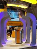 """Eine gelungene Messepräsenz mit der Industrie 4.0-fähigen Plasmaschneidanlage """"Q"""" – der Fokus für Kjellberg Finsterwalde lag in diesem Jahr eindeutig auf den Themen Digitalisierung und Vernetzung"""