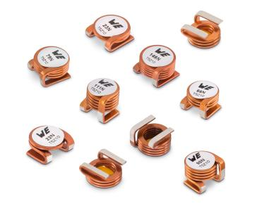 Würth Elektronik eiSos zeigt auf der PCIM mit WE-ACHC (Air Coil High Current) eine neue Familie von Hochstromluftspulen für HF-Anwendungen / Bildquelle: Würth Elektronik eiSos