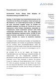 Ganzheitlicher Ansatz: Weleda bildet Aufgaben der Packmittelerstellung in SCHEMA ST4 ab
