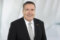 Thomas Bürkle, Präsident des Fachverbands Elektro- und Informationstechnik Baden-Württemberg. (c) Fachverband Elektro- und Informationstechnik Baden-Württemberg
