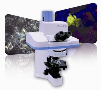 Der XploRA ist ein neues Konzept von Raman Mikroskopen, welches die chemische Information unmittelbar zu jeder Mikroskopieanwendung bringt