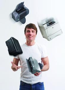 ThinPrints .print V-Layer™-Technologie vereinfacht die Druckerverwaltung