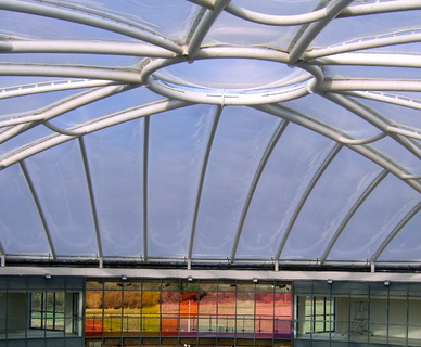The fifth building material - ETFE