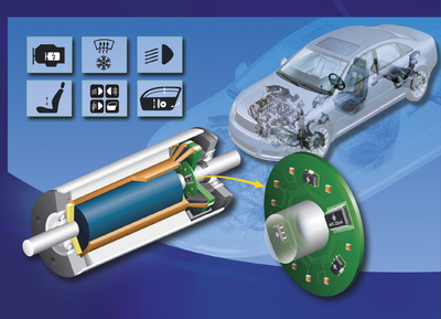 Micronas showcases system solution for brushless DC motor control applications