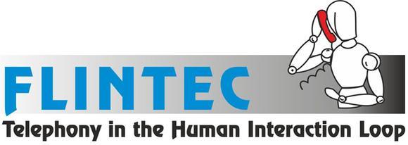 Logo Company Flintec IT Mannheim.