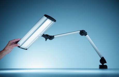 TANEO LED-Gestängeleuchte von Waldmann