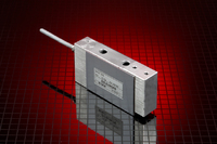Series EG single point load cells with built-in analog and digital electronics
