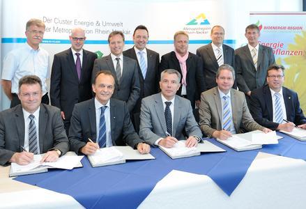 Energiepolitische Zusammenarbeit beschlossen