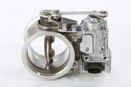 Exhaust gas valve