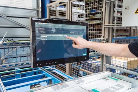 Die M. Bach GmbH setzt nun auf pL-Store® Techline von proLogistik