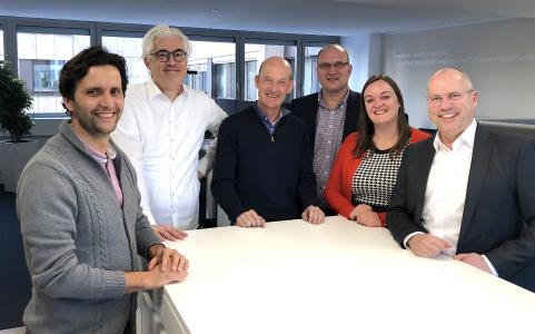 Strategische Partnerschaft: Erstes Treffen von marenas consulting und Healthcare Shapers