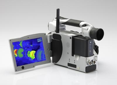 VarioCAM HD Display / Quelle: JENOPTIK AG